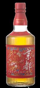 京都ウイスキー西陣織赤帯